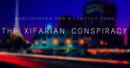 The xifarian conspiracy copy